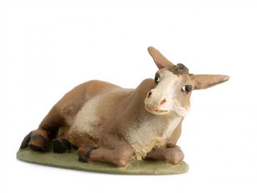 mula tumbada figuras pesebre